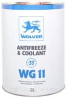 WOLVER Антифриз WG11(синій) ж/б 10л