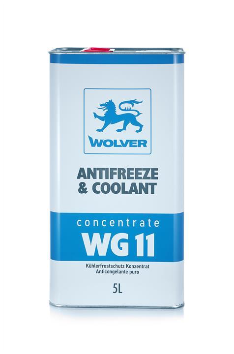WOLVER КОНЦЕНТРАТ Antifreeze WG11 (синій) ж/б 5 л
