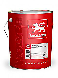 WOLVER Turbo TRUCK  10W40  20л