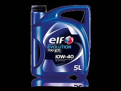 ELF EVOLUTION 700 STI 10W40 5л