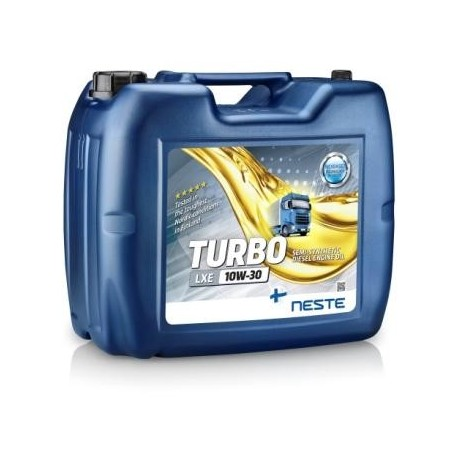 NESTE Turbo LXE 10W30 20л