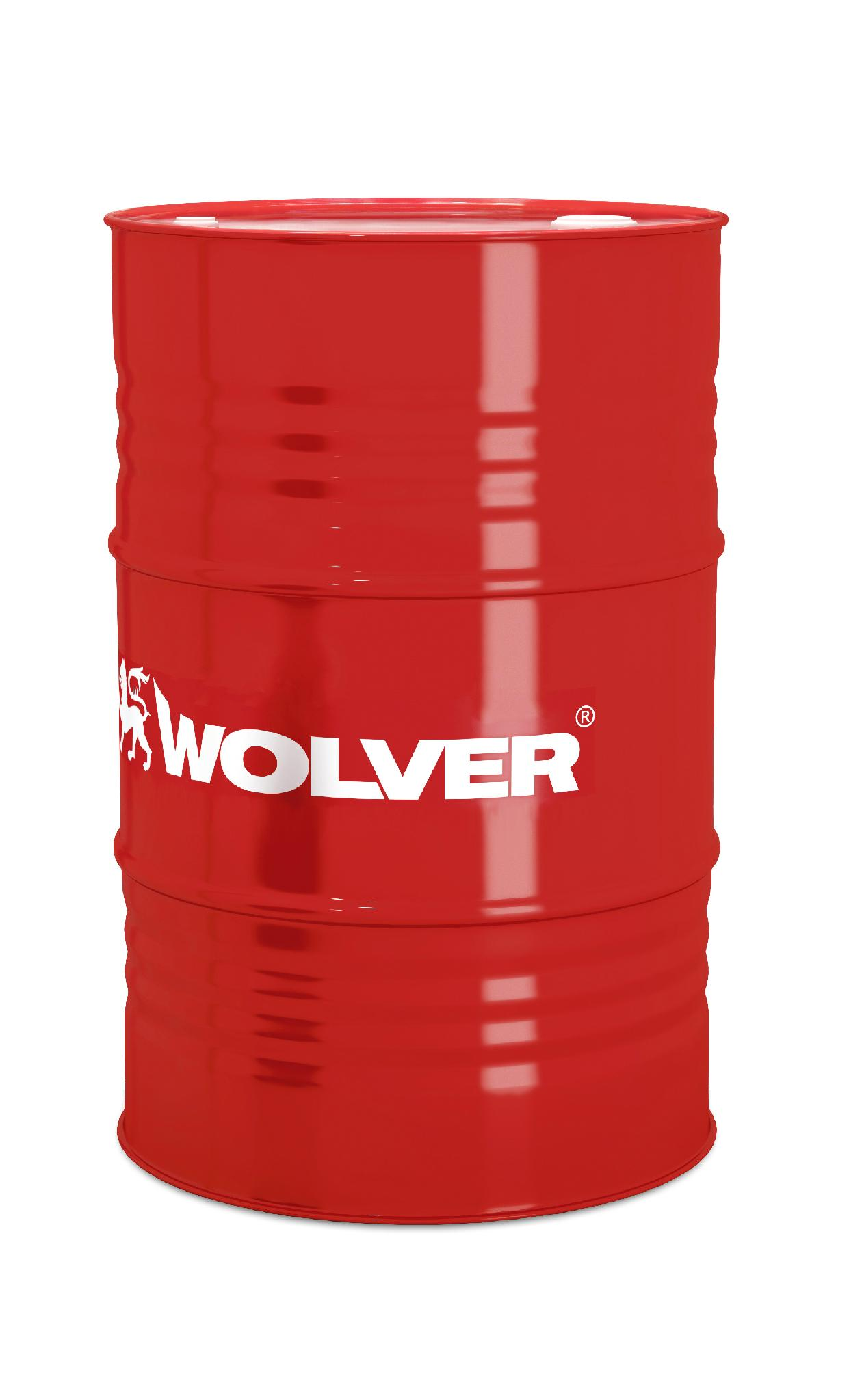 WOLVER Turbo POWER  15W40 208л.