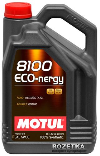 MOTUL  ECO-NERGY 5W30 4л.