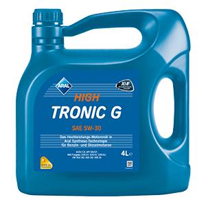 ARAL High Tronic 5W30 G 4л