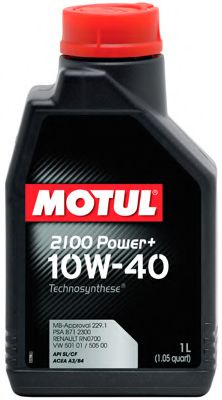 MOTUL  2100 Power Plus10W40 1л.