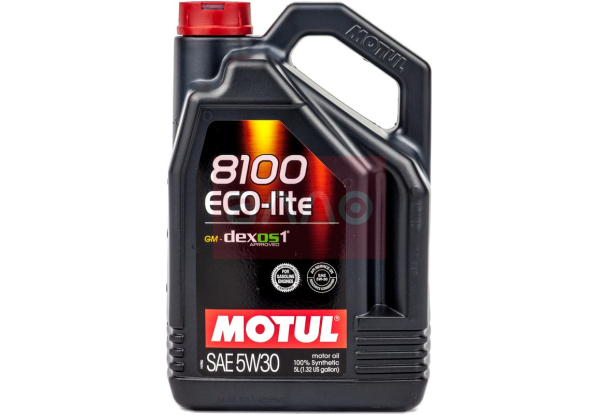 839554 MOTUL  8100 Eco-Lite 5W30 4л.