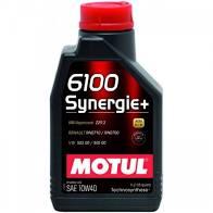 MOTUL  6100 Synergie+ 10W40 1л.
