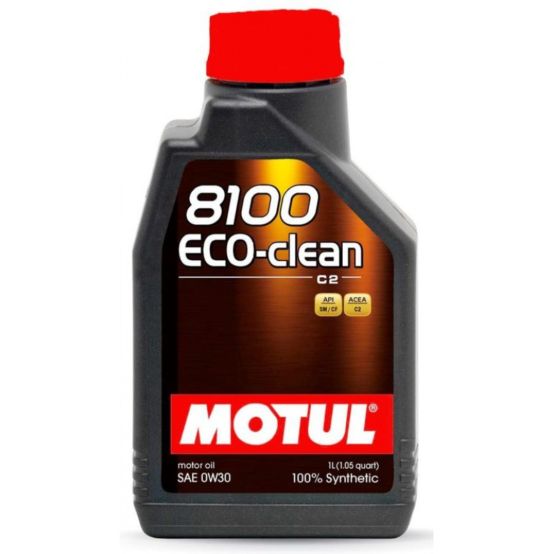 MOTUL  8100 Eco-clean 0W 30 1л.