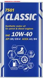CLASSIC 10W40 SN/CH-4 METAL МАННОЛ  1л