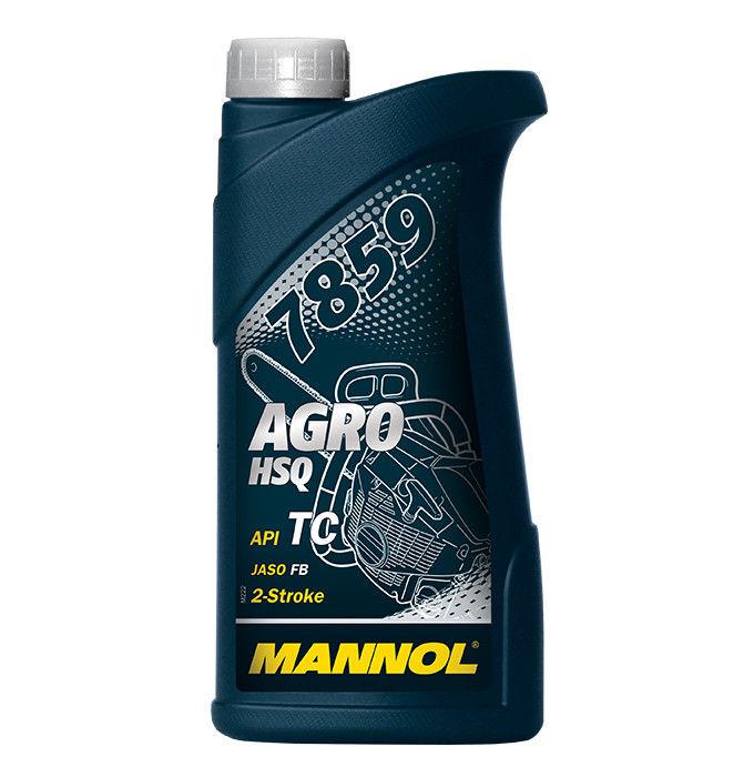 MANNOL 7859 AGRO for HUSQVARNA  API TC 1л.