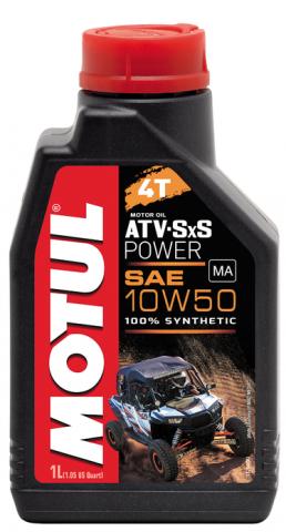 MOTUL  ATV-SXS POWER 4T 10W50 1л.