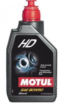 MOTUL   HD 80W90 1л.