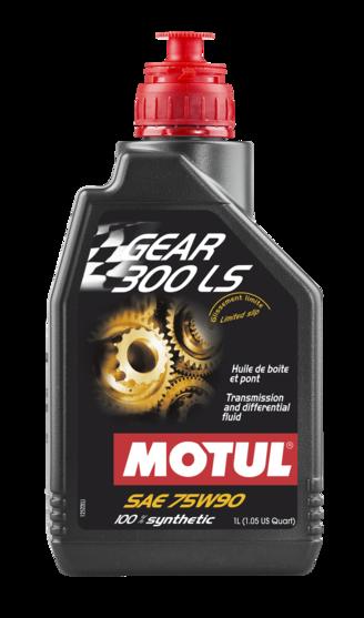 MOTUL  Gear 300 LS SAE 75W90 1л