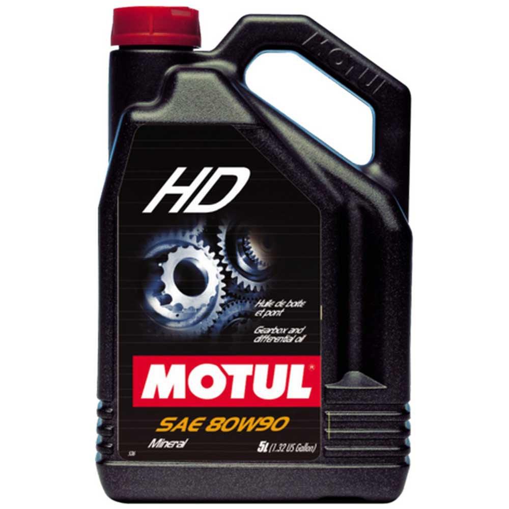 Олива MOTUL HD SAE 80W90 5л