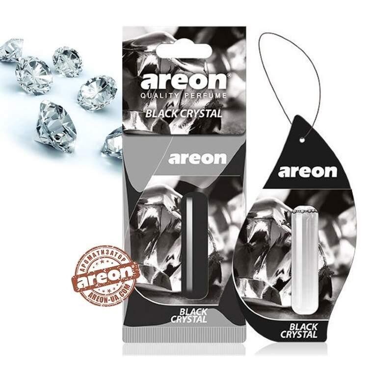 AREON Рідкий 5 мл. Чорний кристал