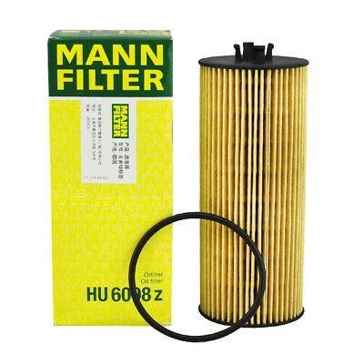 MANN Фільтр масляний HU 6008z
