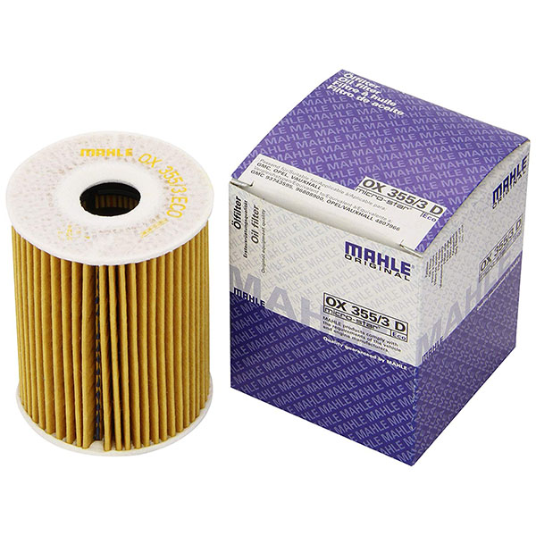 KNECHT Фільтр масляний OX 355/3D