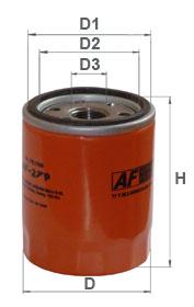 AF ЕФ масляний  279