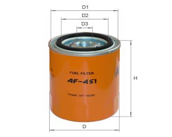 AF ЕФ паливний 451