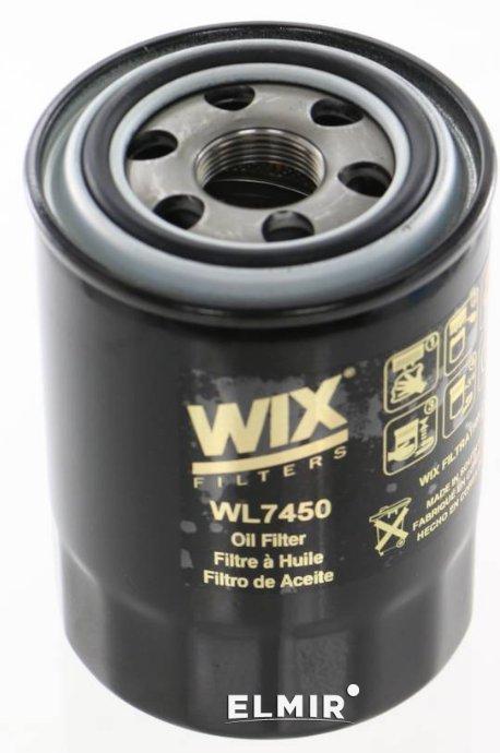 WIX Фільтр масляний WL 7450