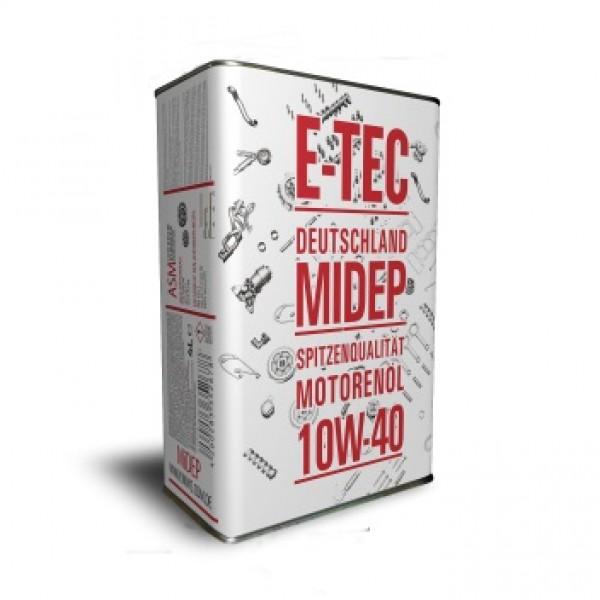 E-TEC  ASM 10W40  кан. 5л.