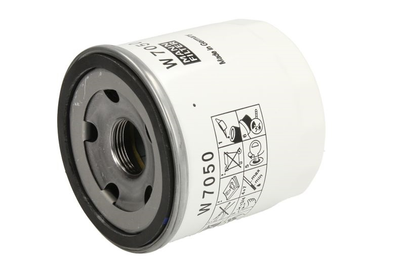 MANN Фільтр масляний W 7050