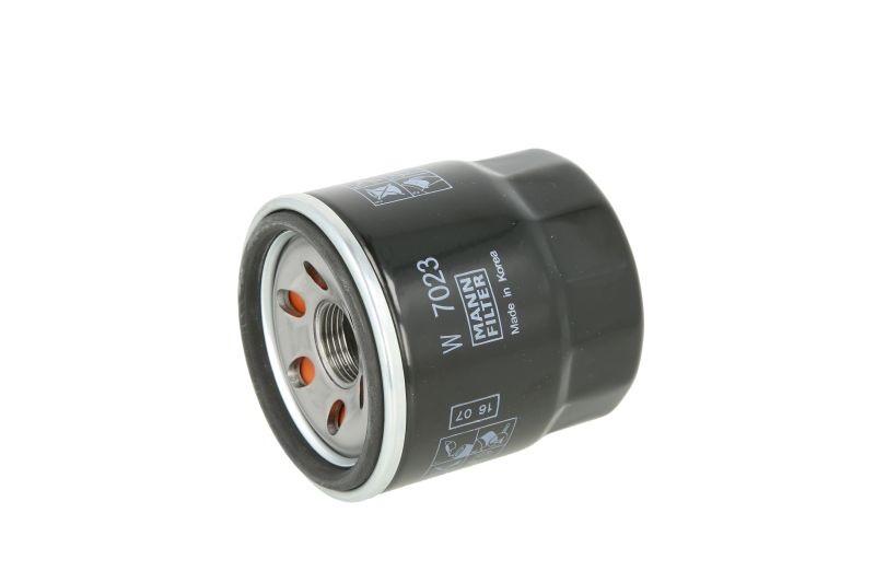 MANN Фільтр масляний W 7023