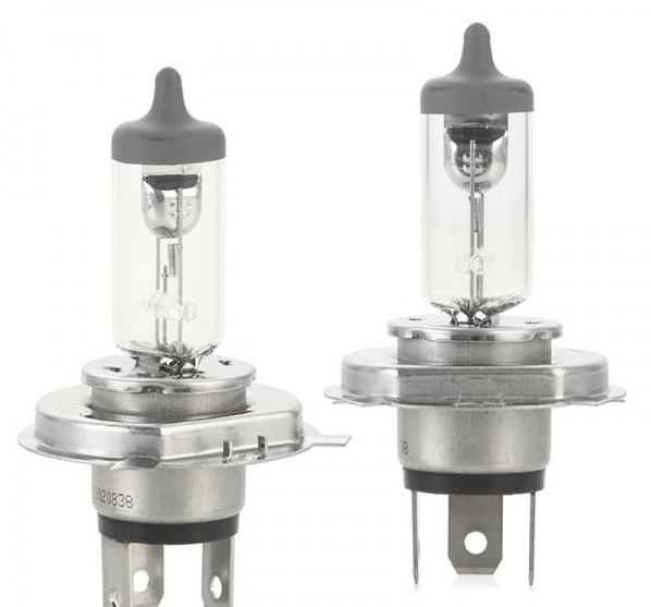 GE 50440U Лампа галоген 12V H4 60/55W (1 шт./коробка) Standart 12V