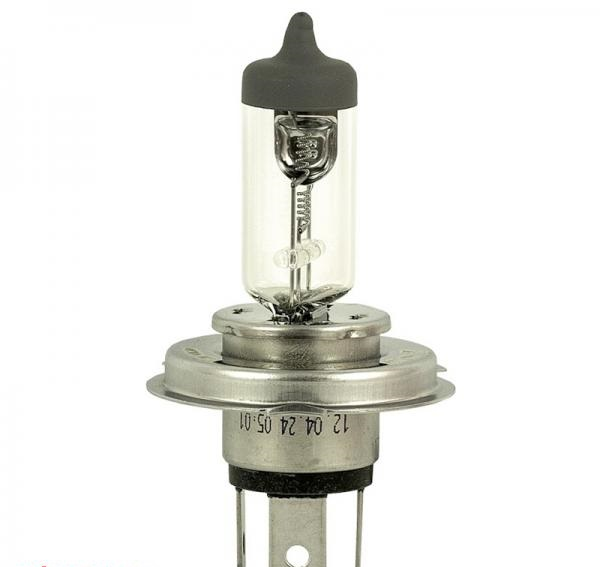 GE 50450HDLU Лампа галоген 24V H4 75/70W (1 шт./коробка) Heavy Star 24V