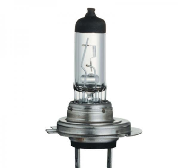 GE 58521HDLU Лампа галоген 24V H7 70W (1 шт./коробка) Heavy Star 24V
