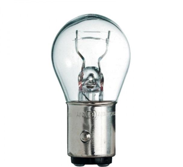 GE 1122 Лампа накаливания 12V P21/4W 21/4W (10 шт./коробка) Standart 12V