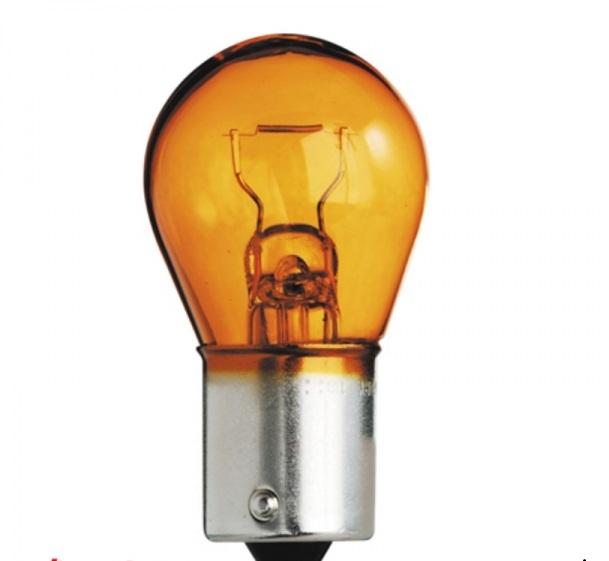 GE 1056 Лампа накаливания 12V PY21W 21W (2 шт./блистер) Standart 12V (оранж)
