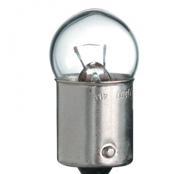 GE 2641 Лампа накаливания 12V R10W 10W (1 шт./коробка) Standart 12V