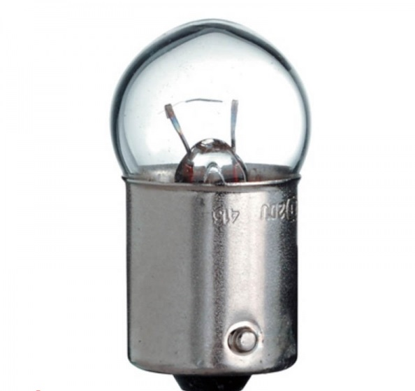 GE 2619 Лампа накаливания 12V R5W 5W (1 шт./коробка) Standart 12V