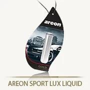 AREON Рідкий Спорт Люкс 5 мл (на листі)