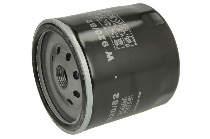 MANN Фільтр масляний W 920/82