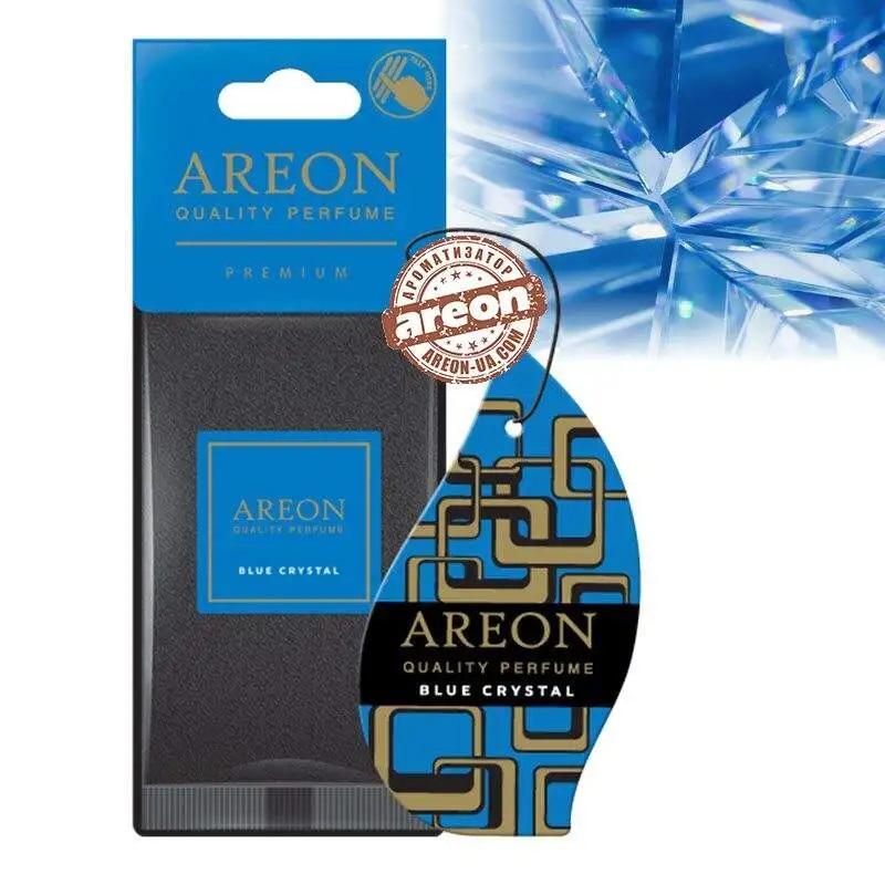 AREON Сухі ПРЕМІУМ Блакитний кристал
