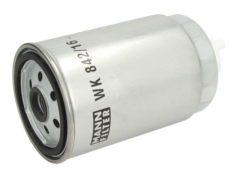 MANN Фільтр паливний WK 842/16
