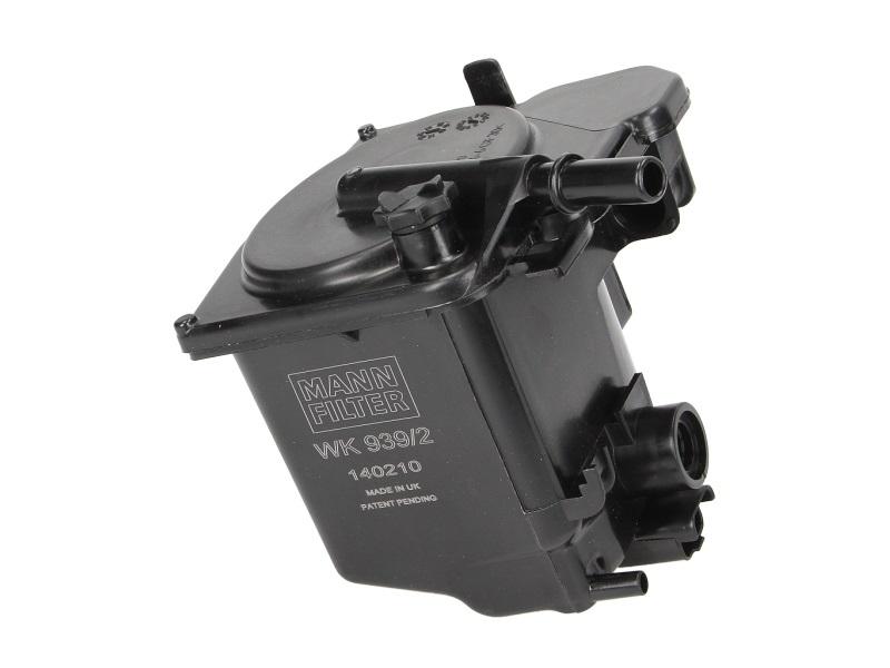 MANN Фільтр паливний WK 939/2