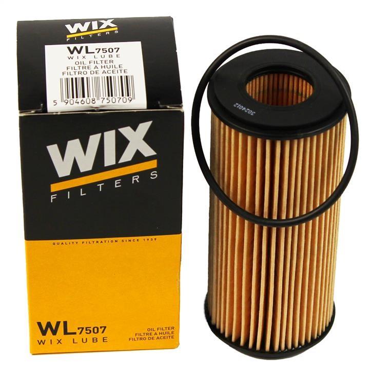 WIX Фільтр масляний WL 7507
