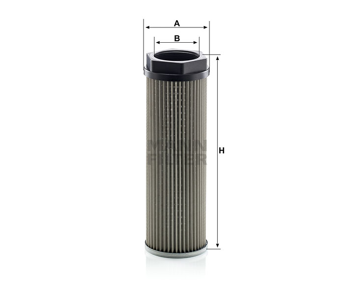 MANN Фільтр гідравлічний HD 9002