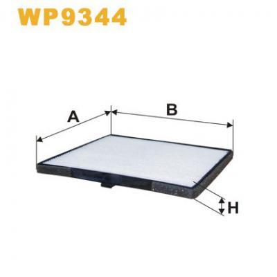 WIX Фільтр салону WP 9344