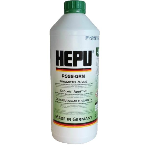 HEPU Р999 Концентрат  GRN (зелений) 1,5л