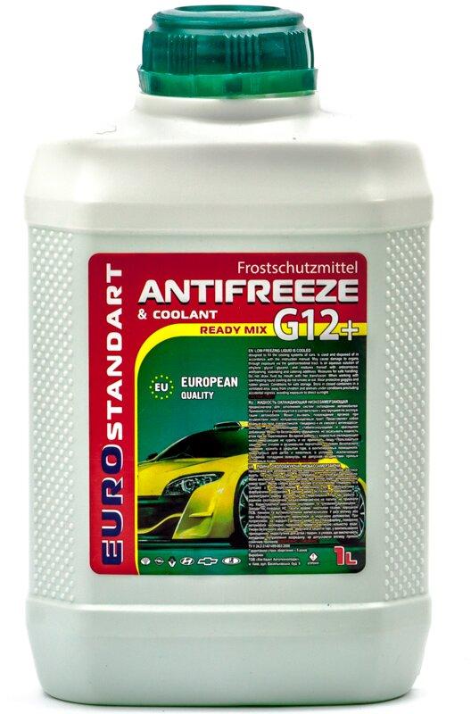 EUROstandart ANTIFREEZE-40 GREEN 5кг.