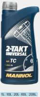 MANNOL 2-TAKT UNIVERSAL 1л.