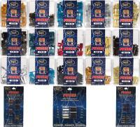 MANNOL 9502 ATN Fuse запобіжники 1комп.(10шт) плоский