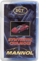 MANNOL 9811 Synthetic Chamois / Штучна замша для миття та полірування