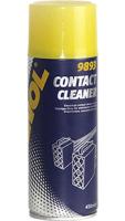 MANNOL 9893 Contact Cleaner/Очисник контактів (аерозоль) 0,45л.