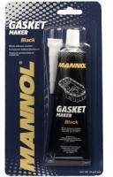 MANNOL 9912 Silicone-Gasket schwarz / Чорна силіконова прокладка 85г.