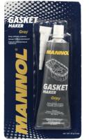 MANNOL 9913 Silicone-Gasket grey / Сіра силіконова прокладка 85г.